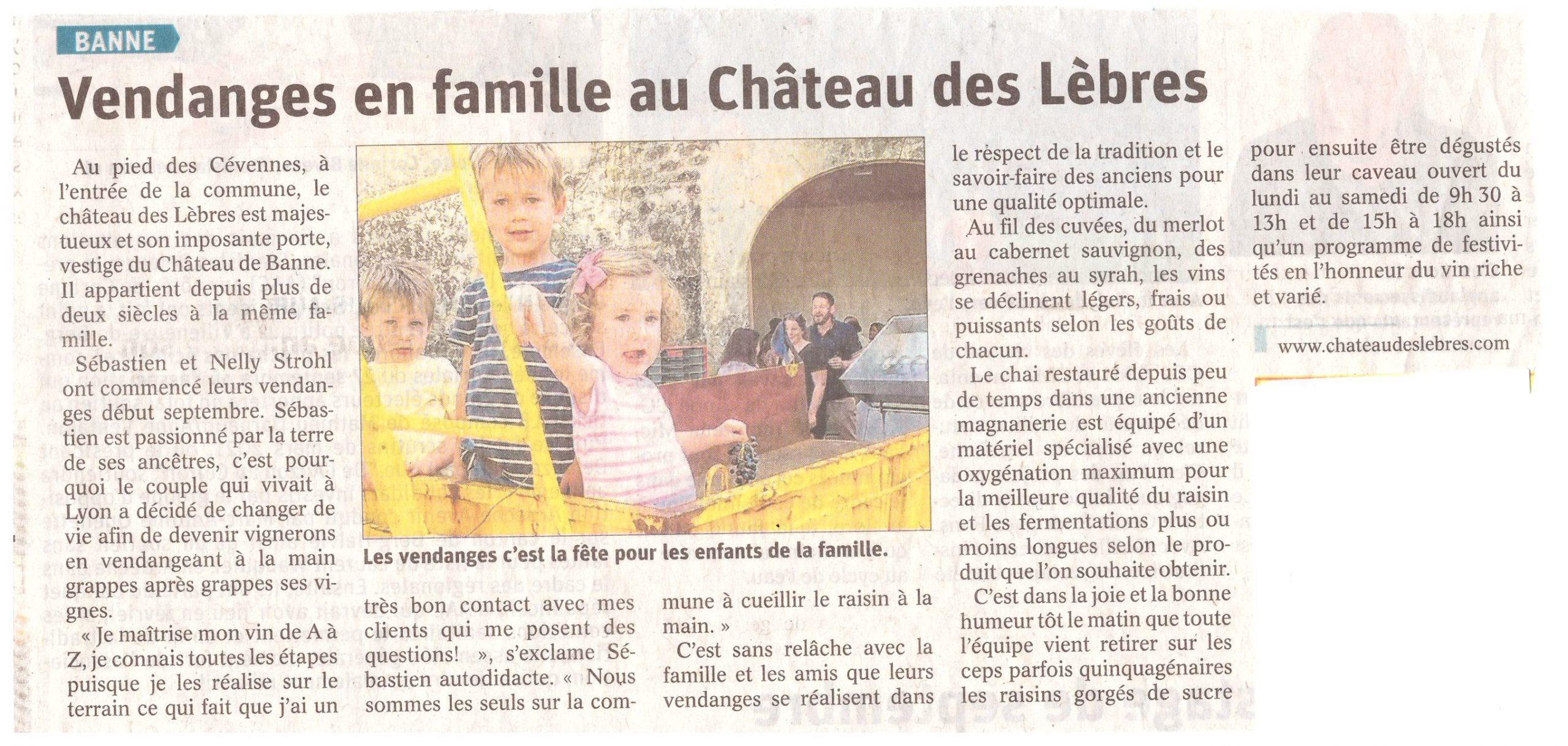 Château des Lèbres